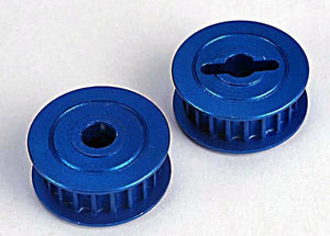 TRAXXAS PULLEYS,20-GROOVE-MIDDLE
