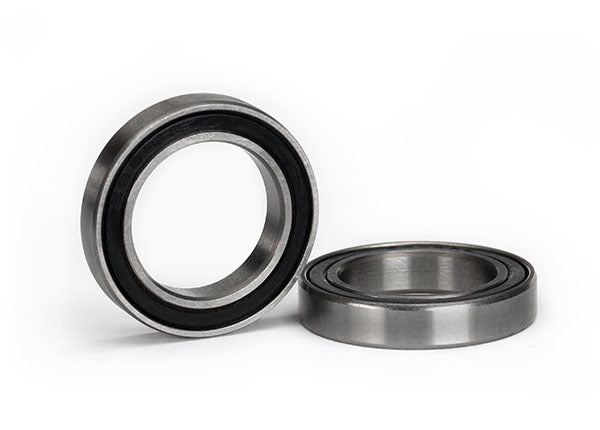 TRAXXAS BALL BEARING, BLACK SEAL (2) 17X26X5MM