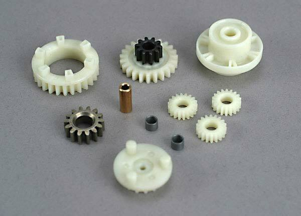 TRAXXAS  GEAR SET (COMPLETE)