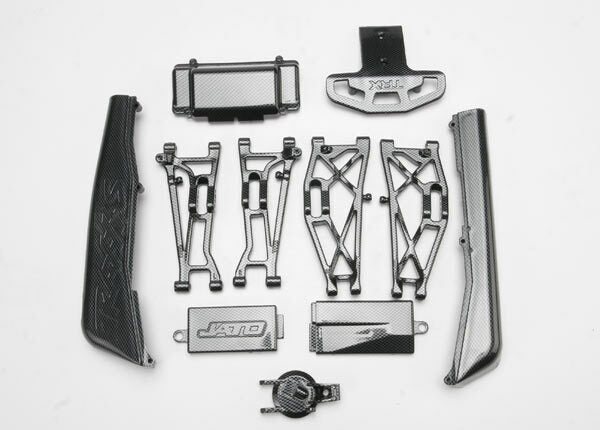 TRAXXAS  EXO CARBON KIT JATO