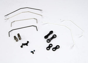 TRAXXAS SWAY BAR KIT (F&R)