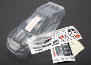 TRAXXAS  BODY E-REVO CLEAR