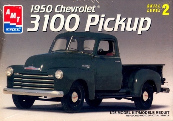 AMT 1076 1/25 1950 Chevy Pickup