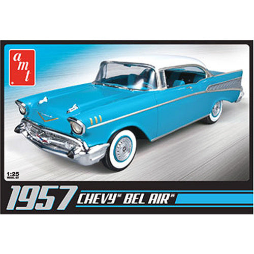 AMT 638M 1/25 1957 Bel Air Plastic Model Kit