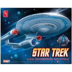 AMT 661 1/2500 Star Trek Enterprise 1701-C