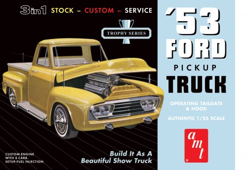 AMT 882 1/25 1953 Ford Pickup
