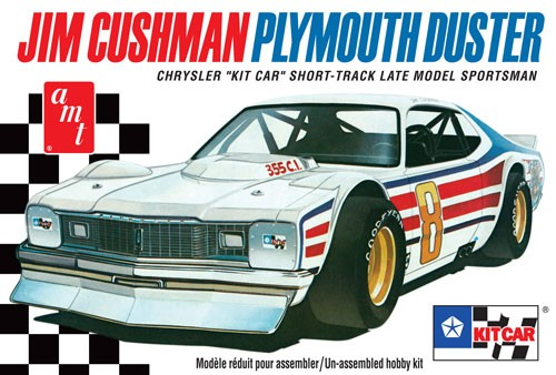 AMT 924 1/25 Cushman Duster Kit Car