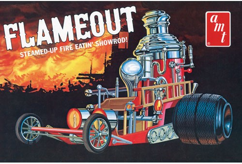 AMT 934 1/25 Flameout Show Rod