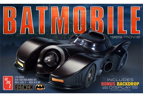 AMT 935 1/25 1989 Batmobile