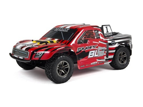 ARRMA Fury BLS Ready to Run Brushless Electric Short Course Truck