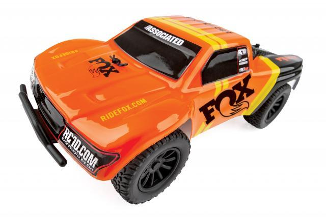 SC28 RTR FOX Factory Truck 2WD electric