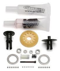 Lightweight Steel Diff Assembly