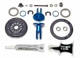 TC5 Aluminium Diff Kit