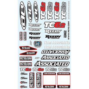 Decal Sheet TC6.2