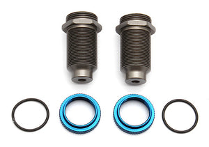 Hard Anodised Threaded Shock