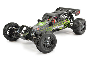 FTX Surge 1/12 Brushed Buggy Ready To Run (Orange/Green)