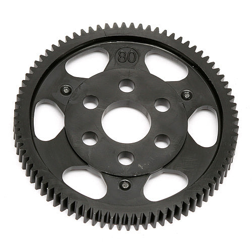 spur gear 80t 48p tc6