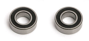 team associated Bearings, 3/16 x 3/8 in, rubber sealed