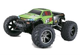 Funtek 1/12 Monster Truck Mt12 Green