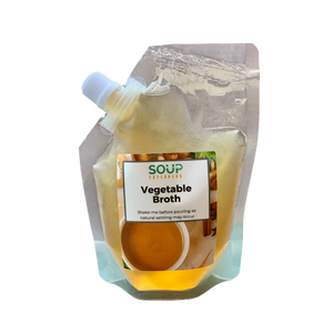 Vegetable Broth (8 Pouches)