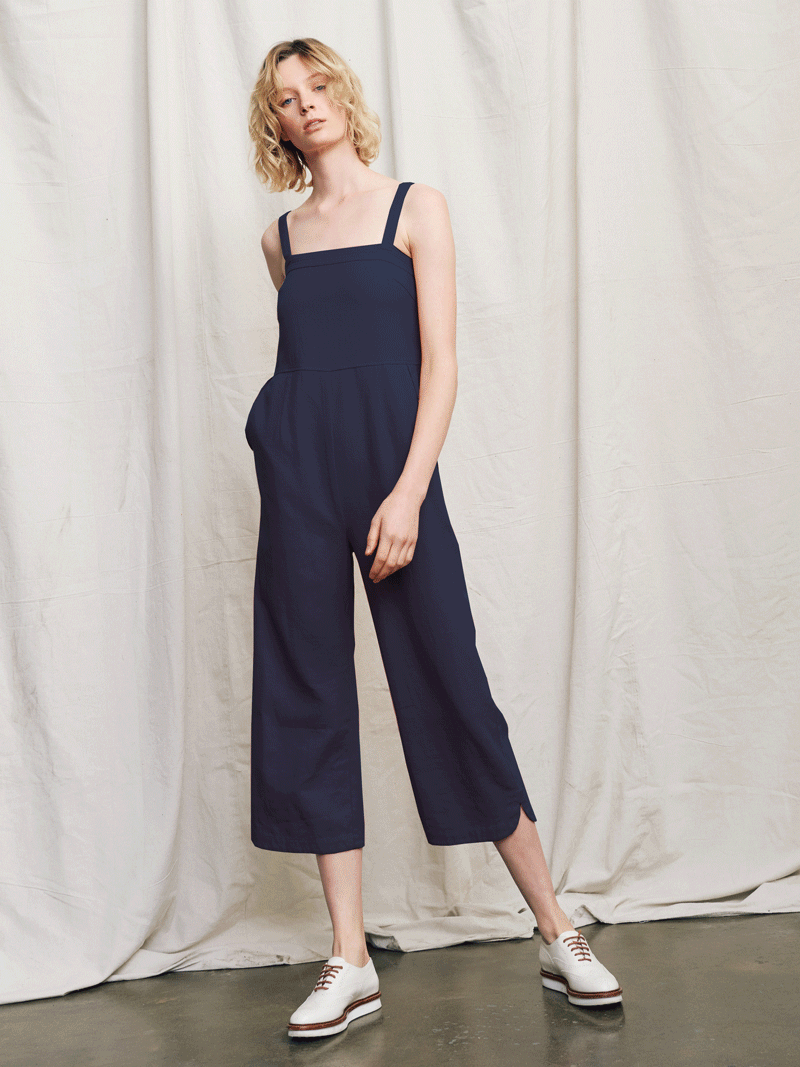 Amy Linen Jumpsuit