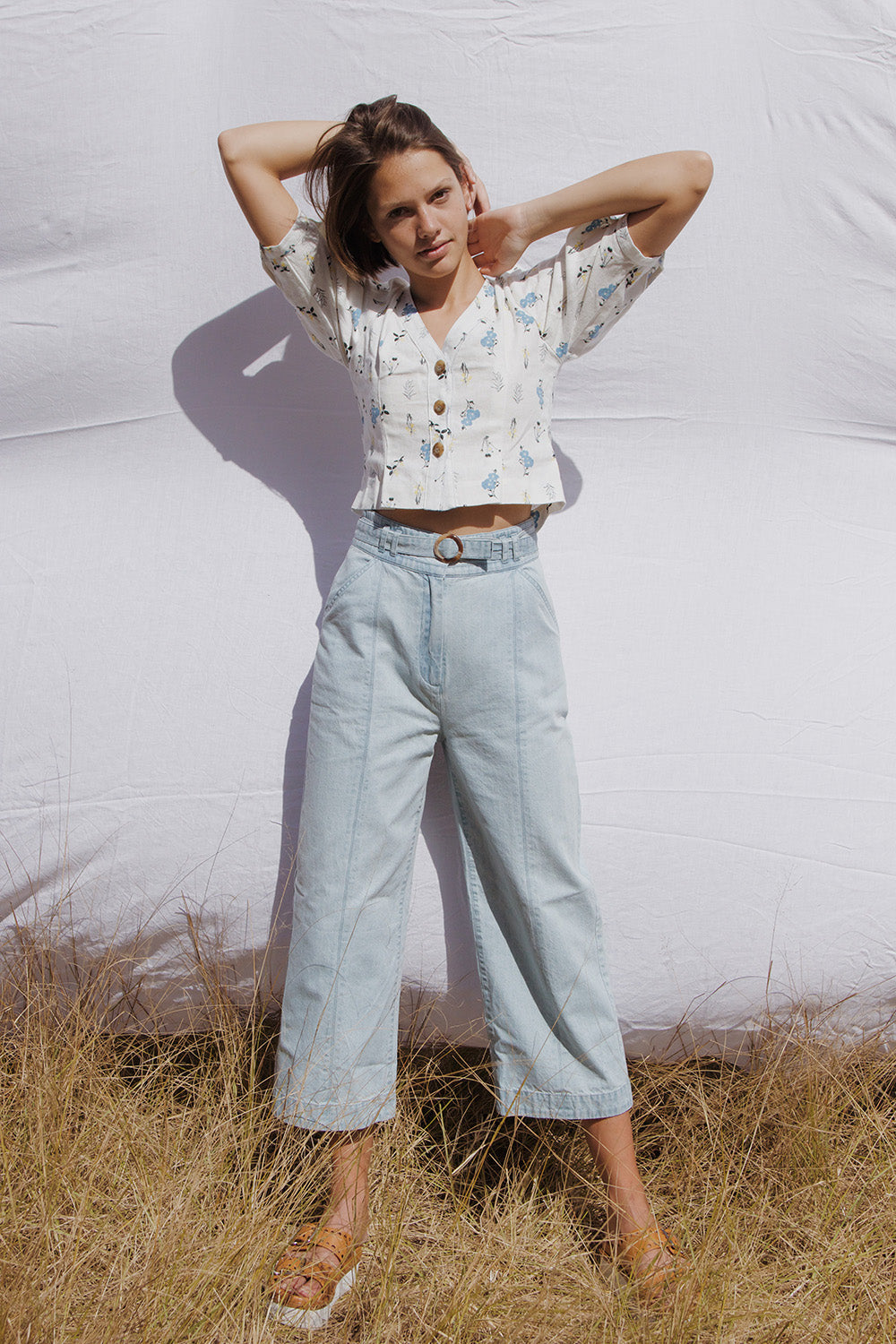 Chloe Denim Pants