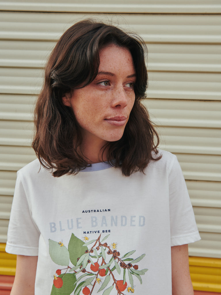 The Blue Banded Bee Tee