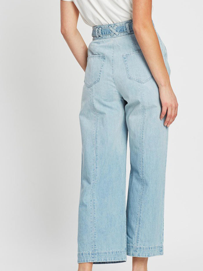 The Chloe Denim Pants by RYDER