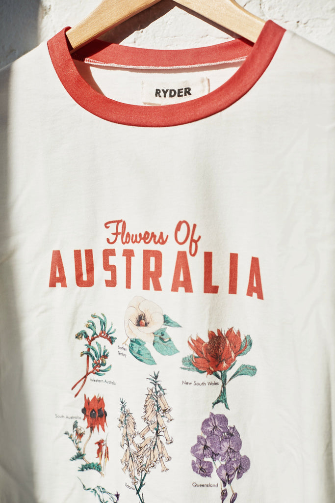 State Flora Tee - Pre Order