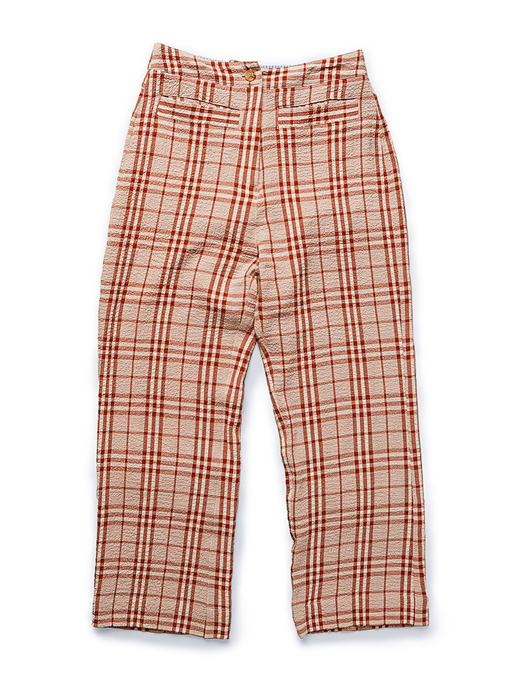 Banjo Pants Plaid