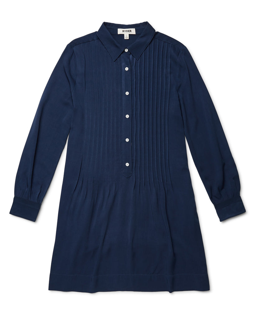 Matilda Dress Navy