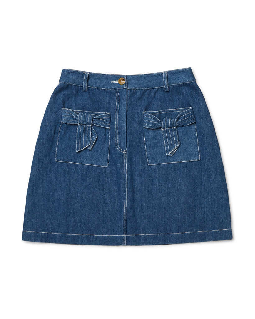 Luca Denim Skirt