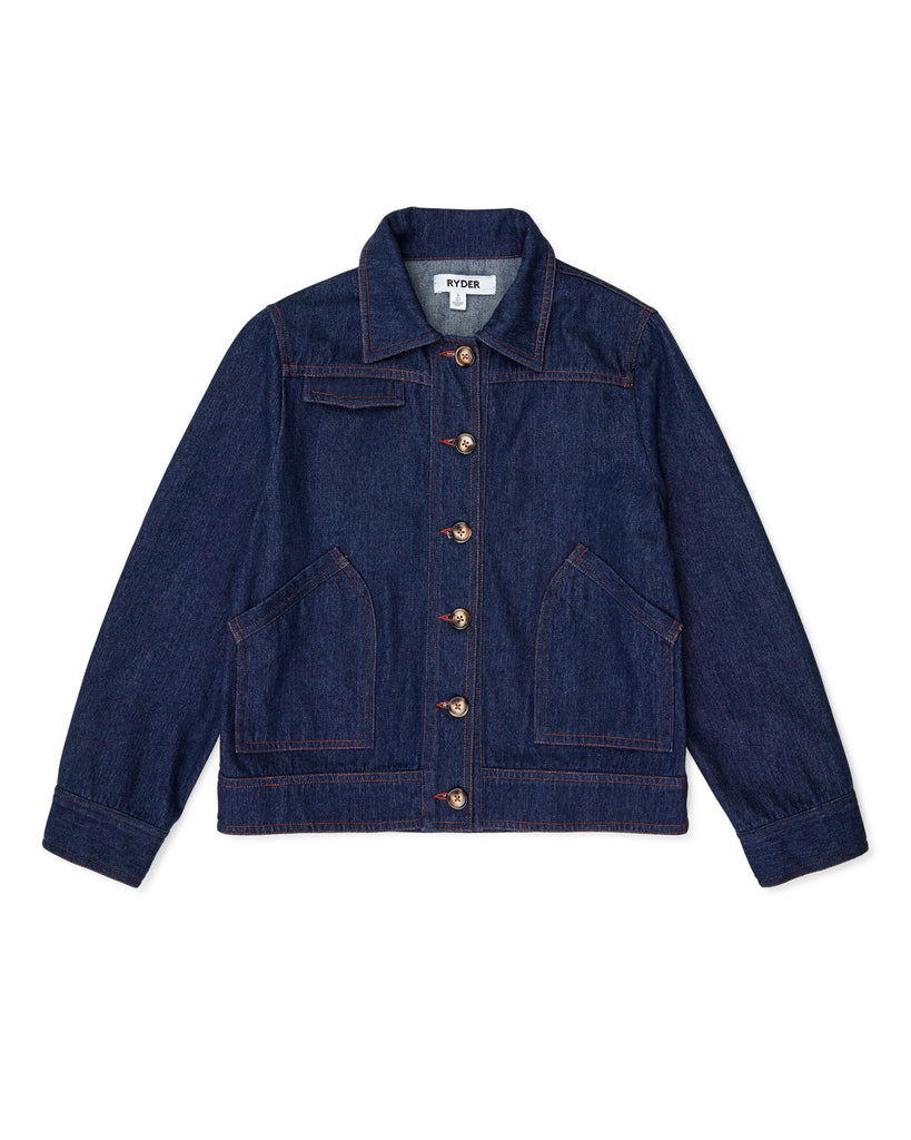 Pip Denim Jacket