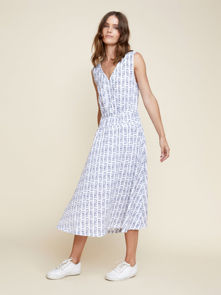 Lorilee Midi Dress Wallflower