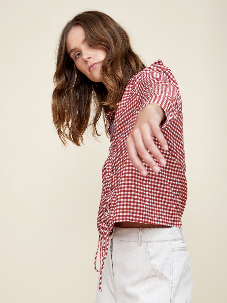 Lorilee Shirt Gingham