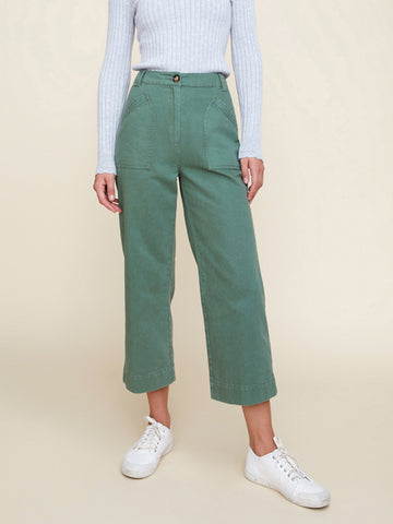 Pip Denim Jeans Green