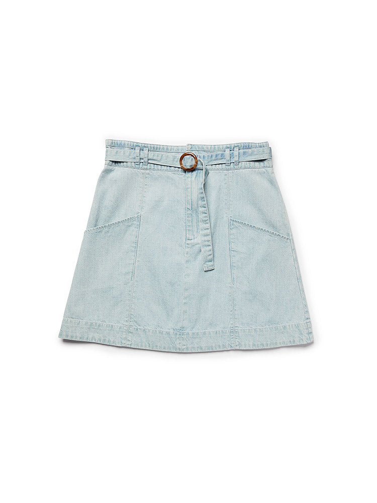 Chloe Denim Skirt
