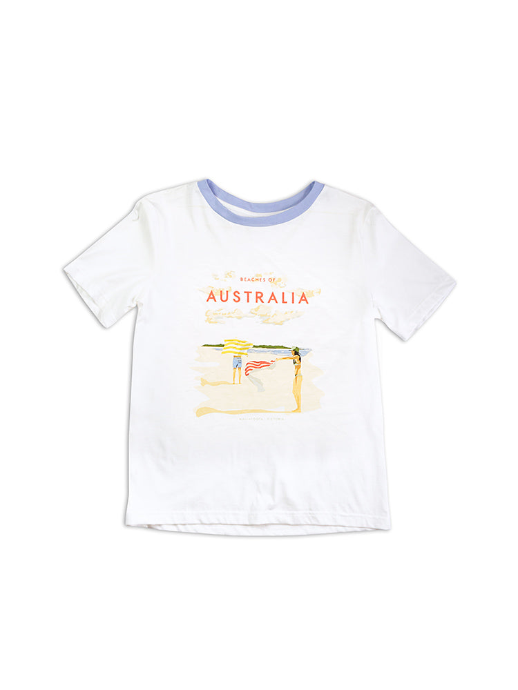 Beaches of Australia Tee
