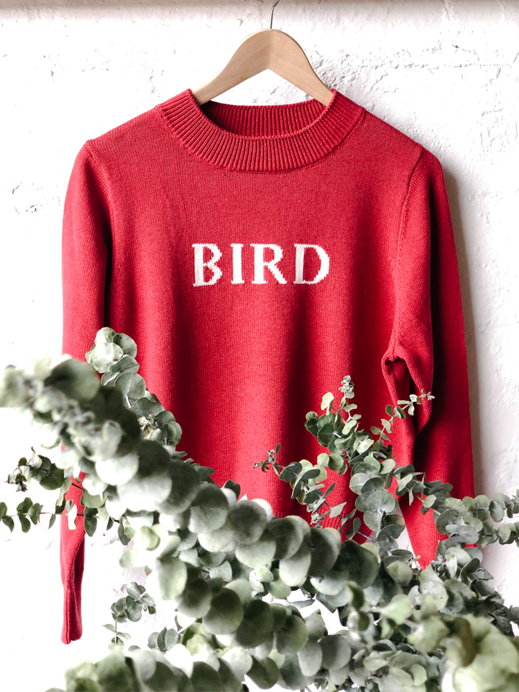 Bird Sweater