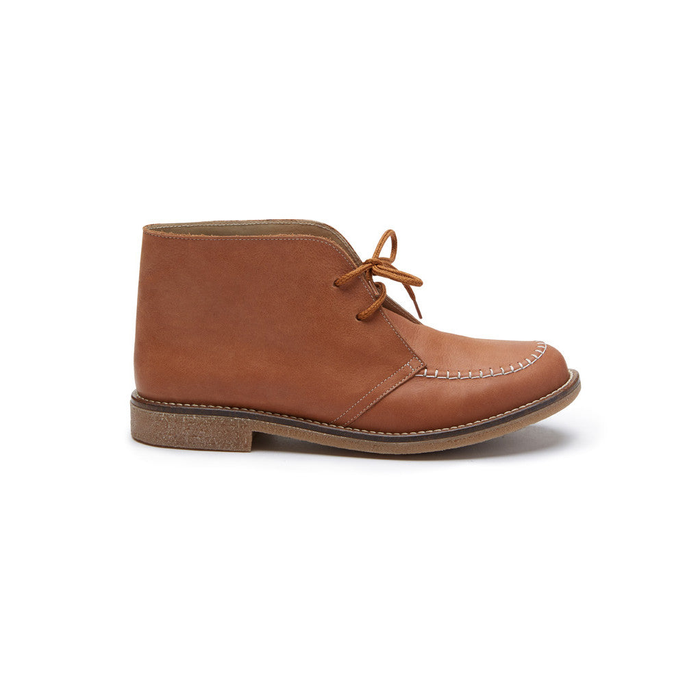 Milo Leather Desert Boot