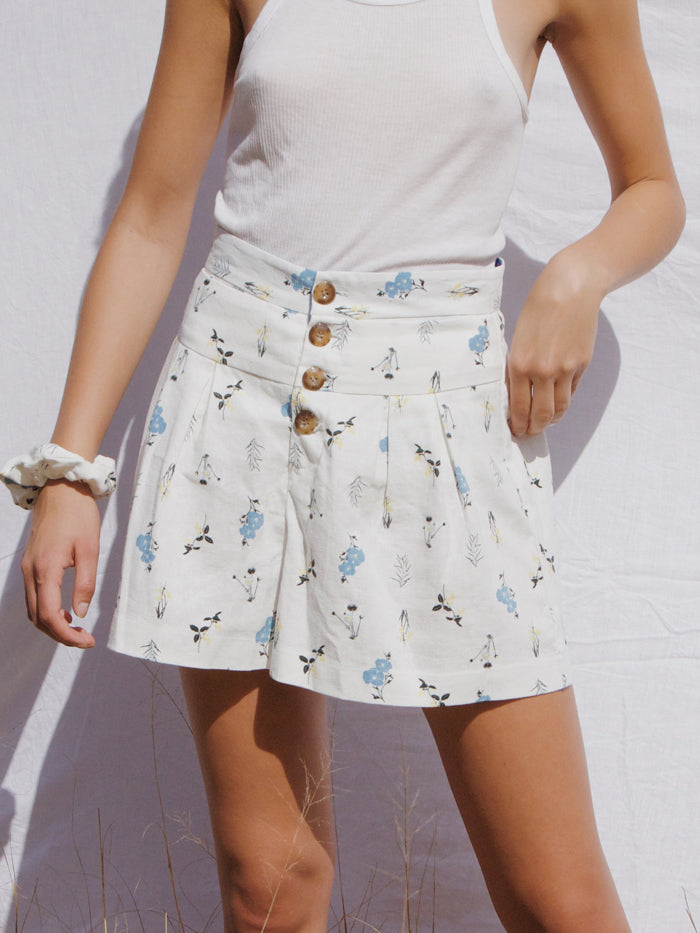 Meg Shorts Wildflower