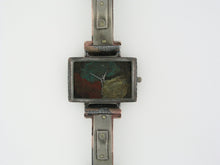 Load image into Gallery viewer, Women's Watch, brass & silver, Multicolor Dial
