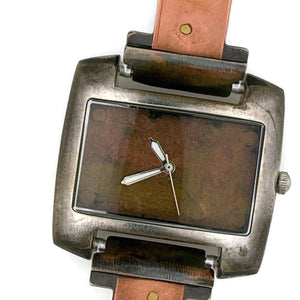 Women's Copper Watch With Copper Dial
