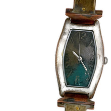 Load image into Gallery viewer, Women's Watch silver, Multi color Dial