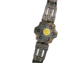 Load image into Gallery viewer, Six Shooter Gun Barrel Watch, Blue Color Dial