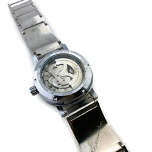 Load image into Gallery viewer, Automatic Mechanical Watch, blue Dial