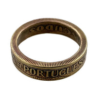 Load image into Gallery viewer, Portugal Coin Ring -Size 7 1/2