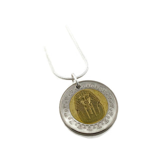 Egypt Coin Necklace