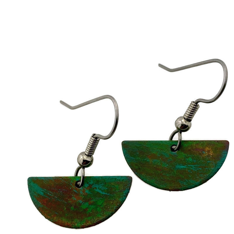 Patina Earrings