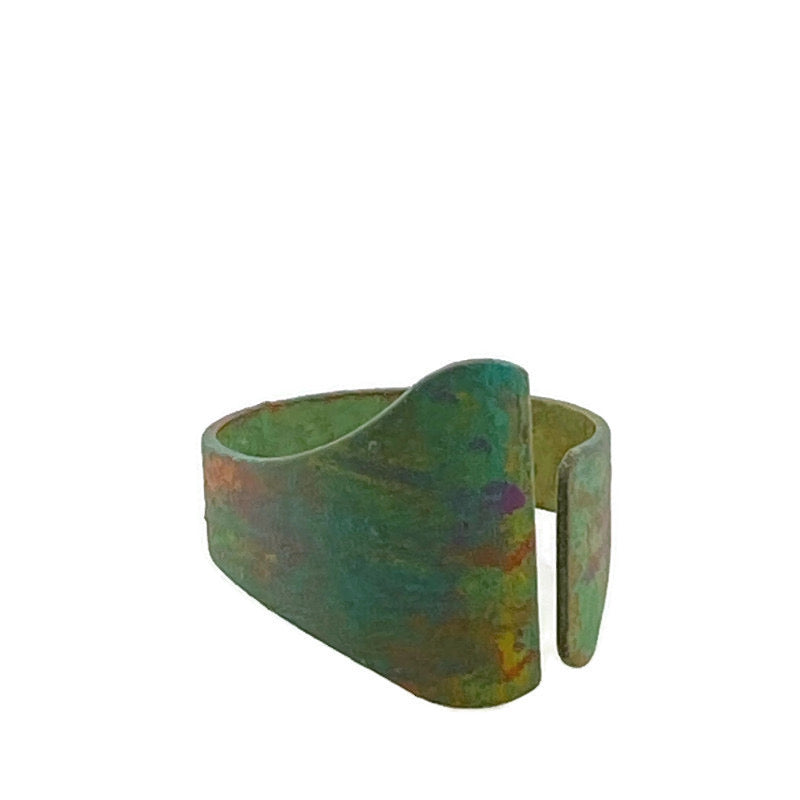 Patina Ring Adjustable